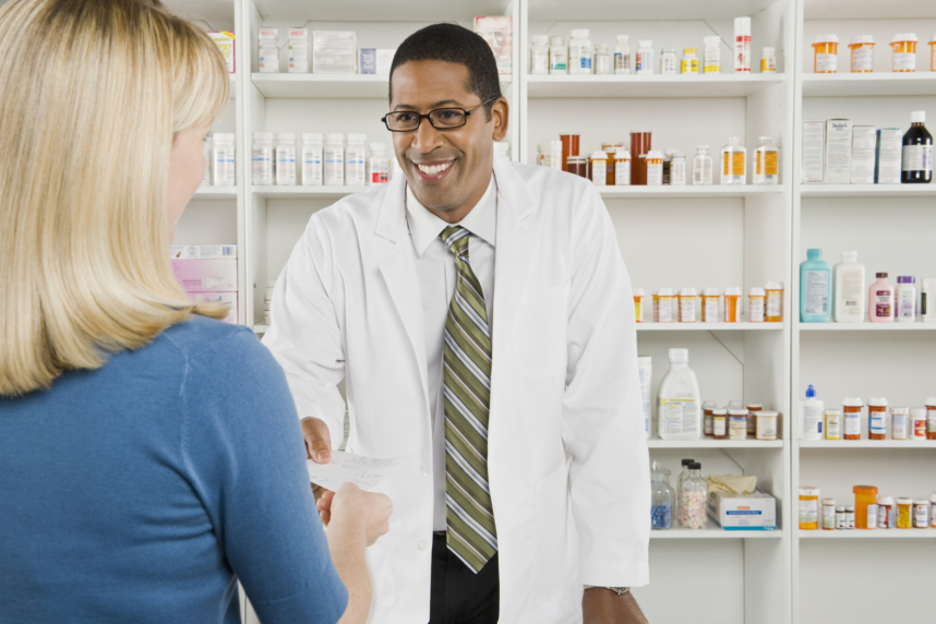 A Good Partnership to Keep: Seniors and Pharmacies