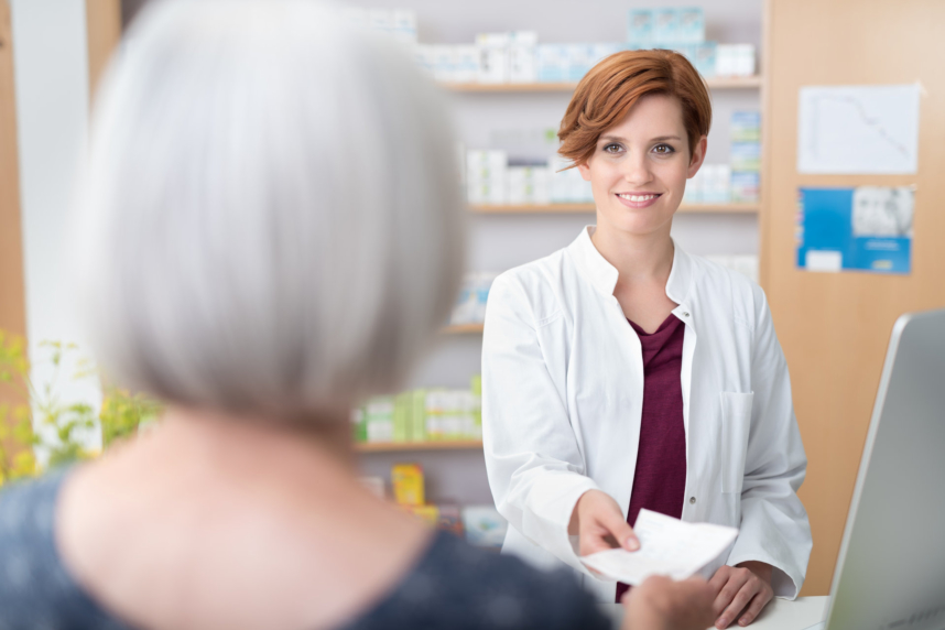 Talk to Your Pharmacist, We Can Help You